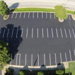Spartanburg SC Guardtop Sealcoat Asphalt Paving Line Striping