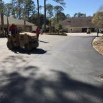 Hilton Head Island SC Guardtop Sealcoat Asphalt Paving Line Striping Crack Filling Repair